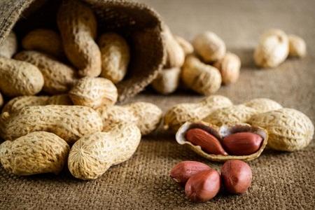 Chống dị ứng cho trẻ bằng đậu phộng