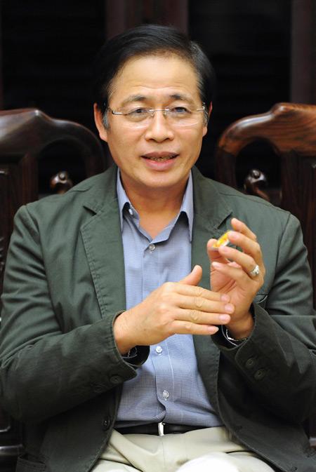 TGĐ Bảo Tín Minh Châu: