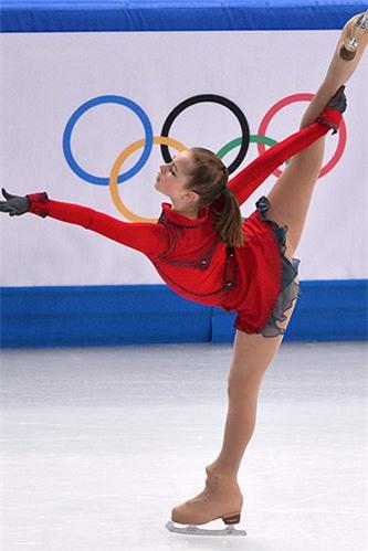 Julia Lapnitskaya - gương mặt thiên thần tỏa sáng tại Olympic Sochi - Ảnh 3