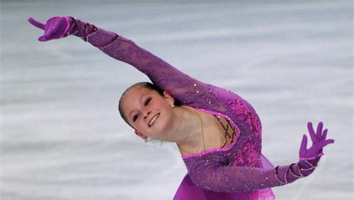 Julia Lapnitskaya - gương mặt thiên thần tỏa sáng tại Olympic Sochi - Ảnh 7