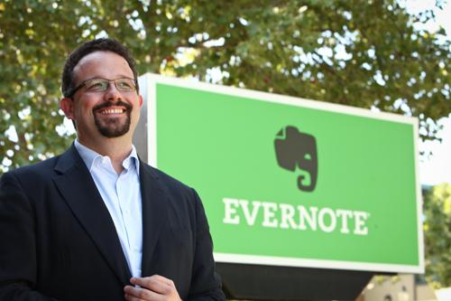 CEO Evernote: