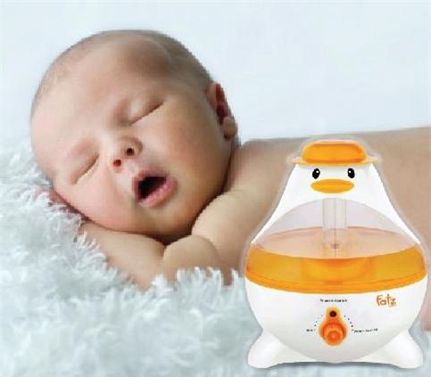 Những lưu ý an toàn khi sử dụng máy phun sương cho bé 1