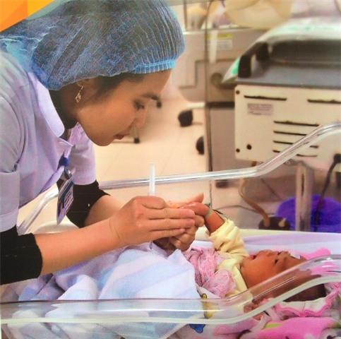 Việt Nam là 1 trong 73 quốc gia thiếu hộ sinh trầm trọng 2