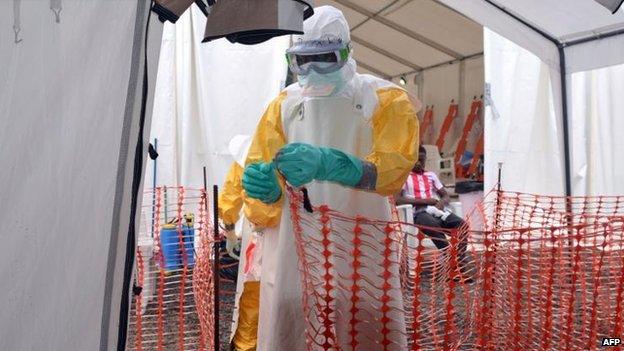 Liberia: Tốc độ lây lan Ebola đang chậm lại