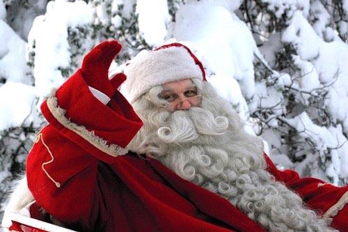 Ông già Noel hoàn toàn có thật?