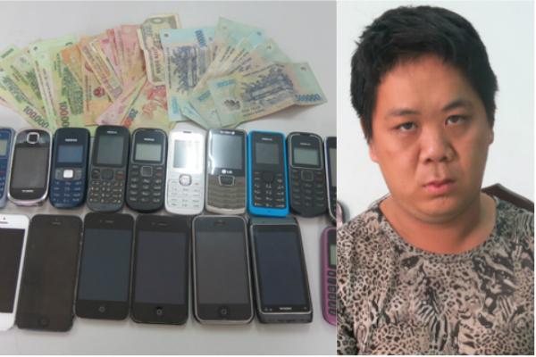 Thiếu gia rởm lừa đảo tài xế taxi bằng tiền âm phủ