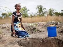 Nước bẩn giết chết nhiều phụ nữ hơn cả AIDS!