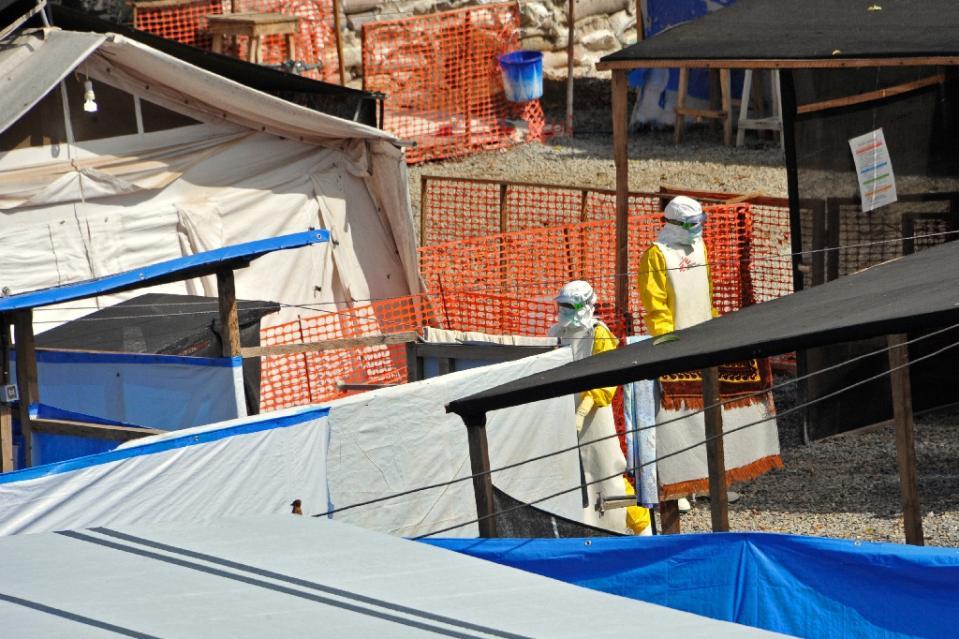 Liên tiếp tăng số ca nhiễm Ebola ở Guinea,Sierra Leone