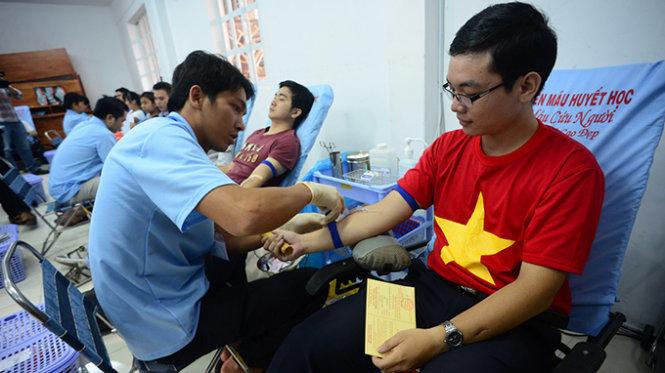 Nguy cơ tiếp tục thiếu máu điều trị trong tháng 8