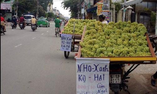 Những loại trái cây Trung Quốc đội lốt hàng Việt - Ảnh 1