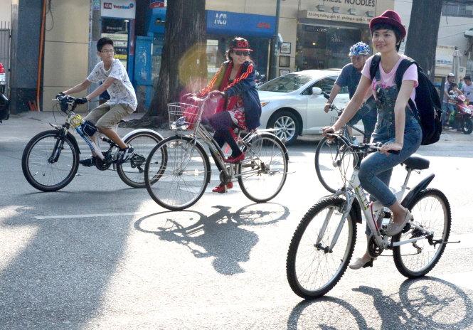Xu hướng sử dụng xe đạp đang dần quay trở lại ở Việt Nam - Ảnh 1