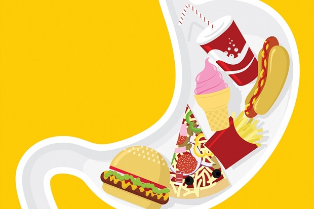"""Chỉ 1 ngày ăn uống """"thả phanh"""" cũng có thể khiến bạn tăng cân"""