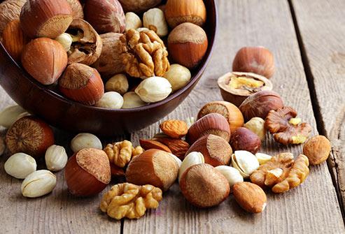 Ăn hạt có lợi gì với sức khỏe?