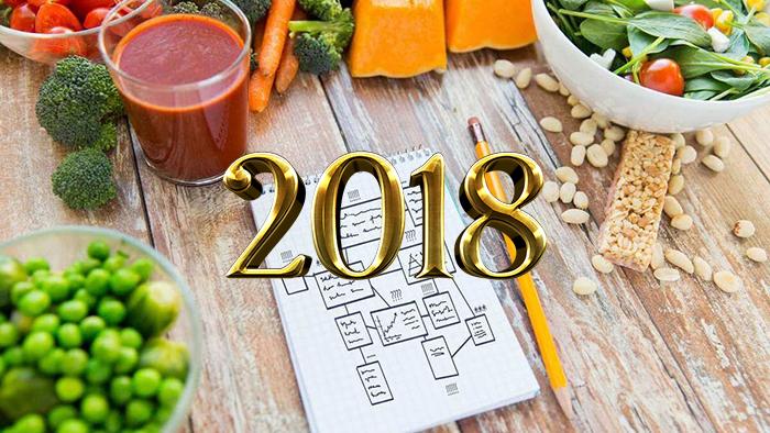 HOT: Đã có bảng xếp hạng chế độ ăn kiêng tốt nhất năm 2018