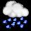 Miền Bắc bước vào đợt mưa diện rộng - Ảnh 17