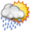 Dự báo thời tiết ngày 15/2: Bắc Bộ có mưa rào và dông rải rác - Ảnh 2