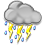 Dự báo thời tiết đêm 8/4 và ngày 9/4: Mưa trái mùa tại Nam Bộ - Ảnh 4